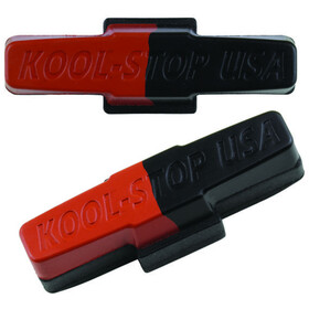 Kool Stop HS Brake Pads Magura HS11/HS33 red/black